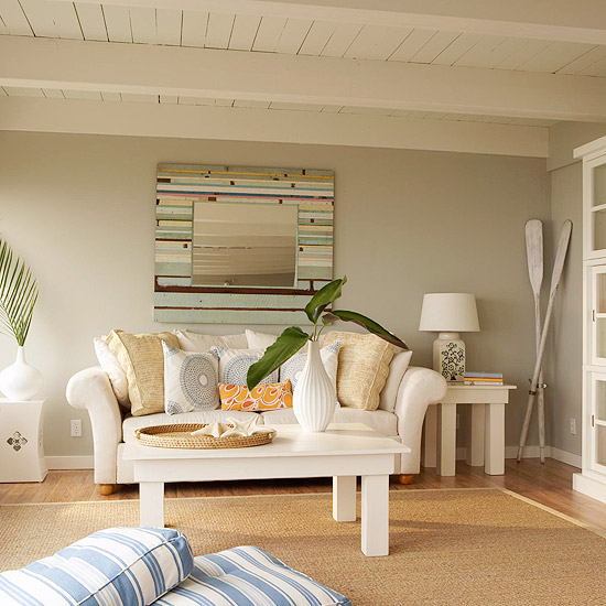 Paint colors harry stearns for Fun living room furniture